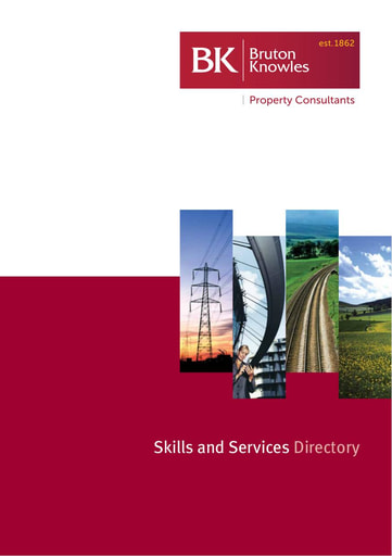 Bruton Knowles Skills & Services Directory